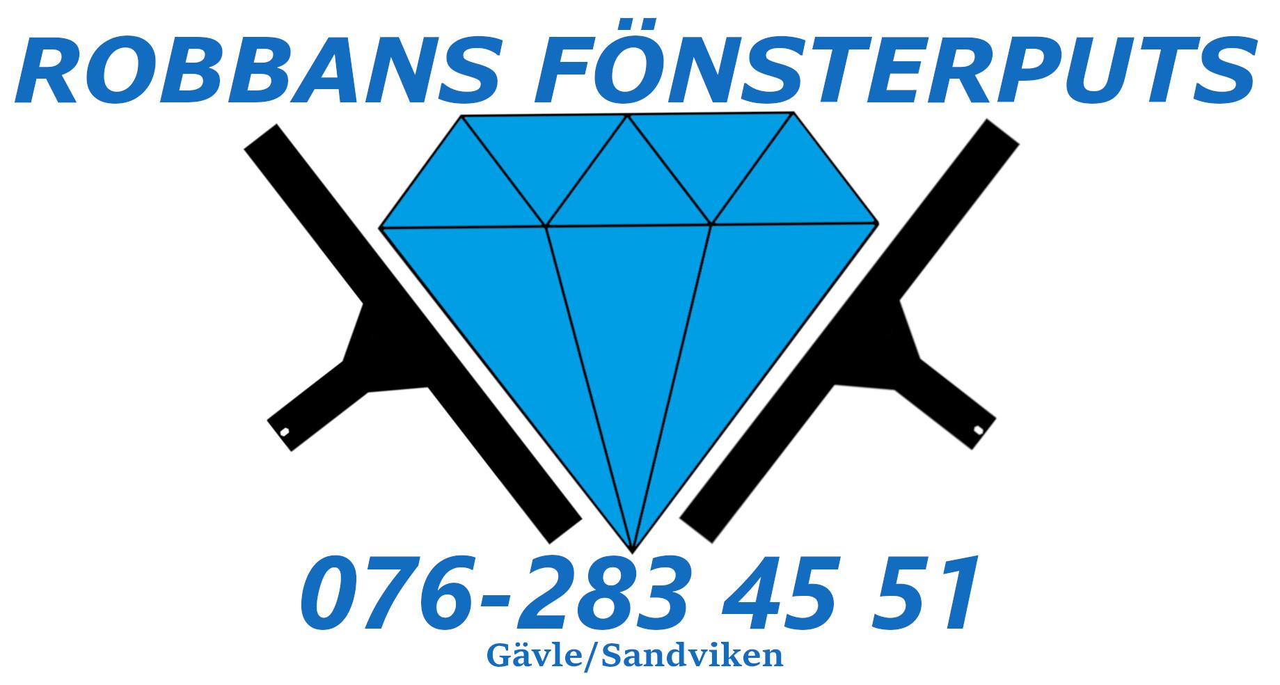 Robbans Fönsterputs Gävle/Sandviken
